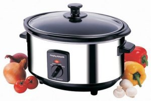 Morphy Richards 48710 Oval Slow Cooker 3.5 Litres